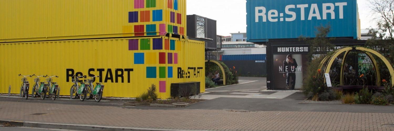 Christchurch Restart