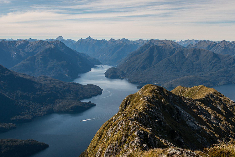 Der Doubtful Sound ist ein Must-See auf der Südinsel während Ihrer Neuseeland Reise.