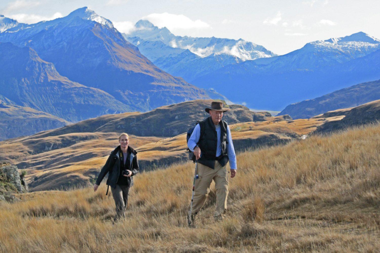Ein ortskundiger Guide wird Sie auf Ihrer Wanderung begleiten und Ihnen alles Wissenswerte zur örtlichen Fauna und Flora erklären.