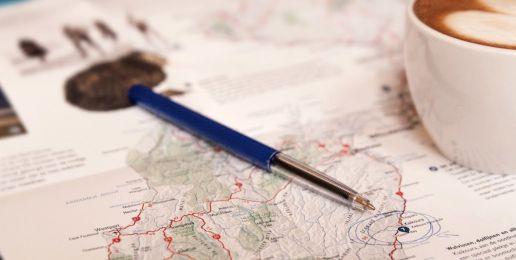 Een rondreis plannen in 6 stappen