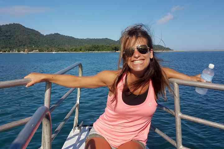 Reisadviseur Marie-Cecile
