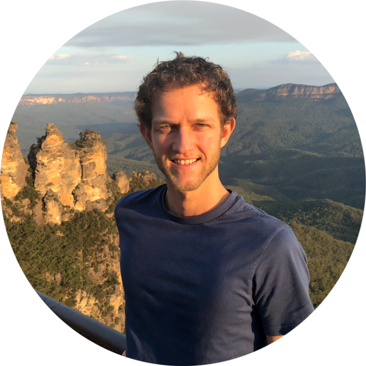 Tobias Pelzer, Reisespezialist Australien und Neuseeland.
