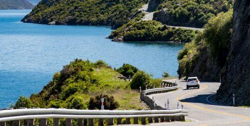 Auto huren in Nieuw-Zeeland