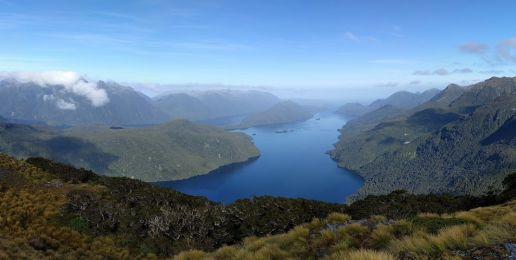 Nationale parken in Nieuw-Zeeland