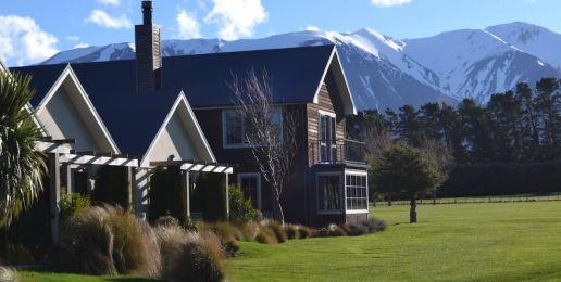 Boetiek lodges in Nieuw-Zeeland