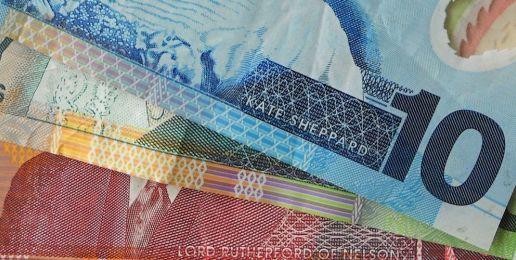 Taal en geld in Nieuw-Zeeland