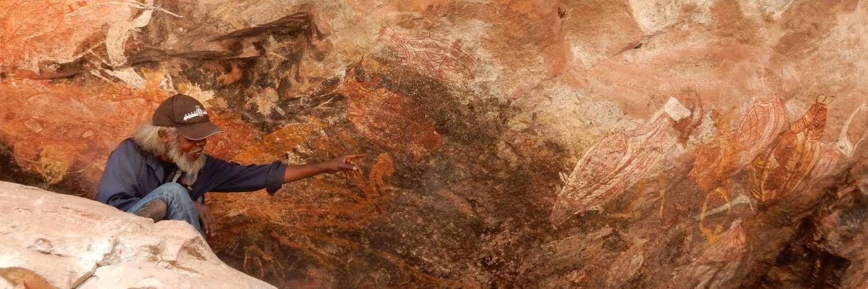 Cultuur en geschiedenis van de Aboriginals in Australië