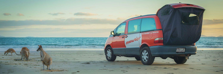 Huur een camper car voor een reis door Australië met TravelEssence