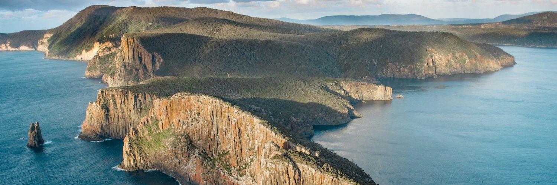 Natur in Australien - Tasmaniens Cape Huay
