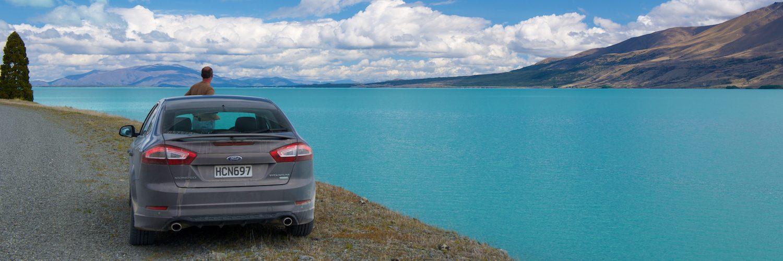 Individuele rondreis door Nieuw-Zeeland