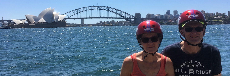 Travel Essence Reiservaring Bert Josee Australie