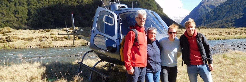 Travel Essence Reiservaring Familie Bijvank Nieuw Zeeland