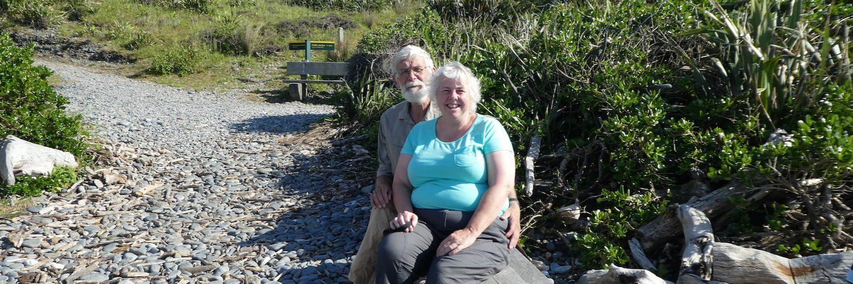 TravelEssence Reiservaring Nieuw-Zeeland, Kitty & Fred