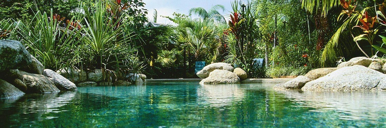 TravelEssence accommodatie wildernis lodge Australië: Kewarra Beach Resort & Spa