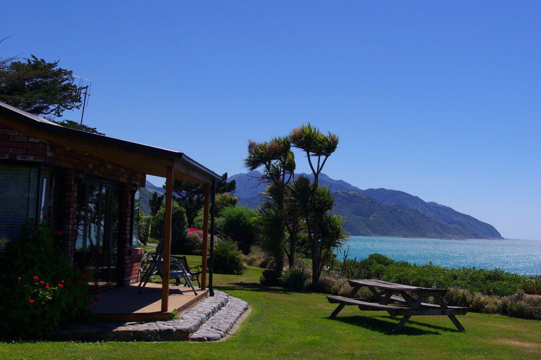 SurfWatch Getaway Cottages mit Ausblick