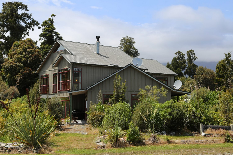 Neuseeland Lodges: Bruce Bay Mahitahi Lodge