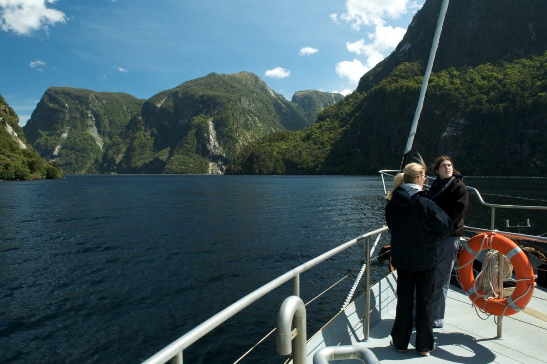 Bootstour durch den beeindruckenden Doubtful Sound