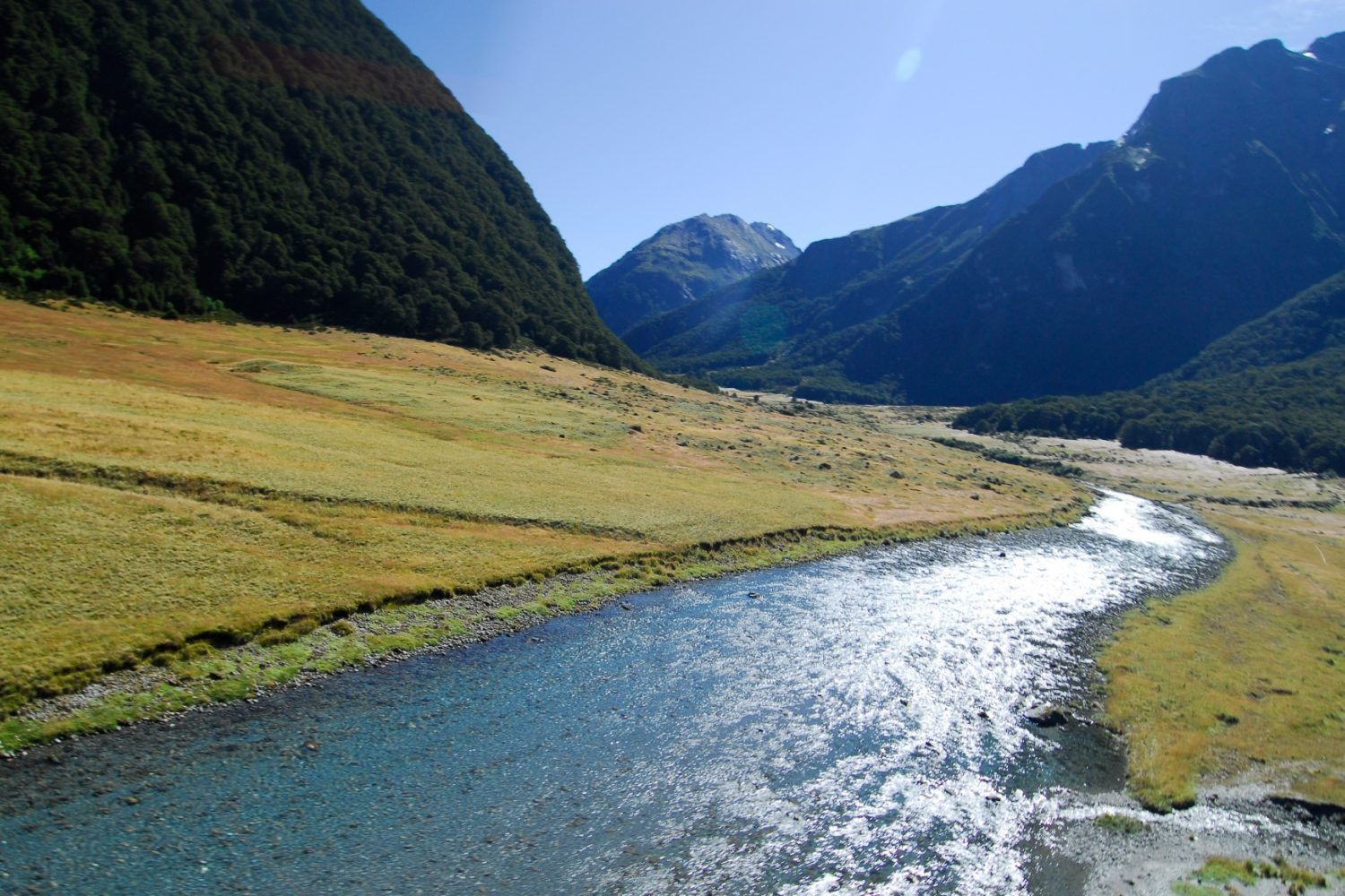 Makarora: Siberia Valley