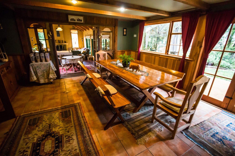 The River Lodge in Ohakune Innenansicht