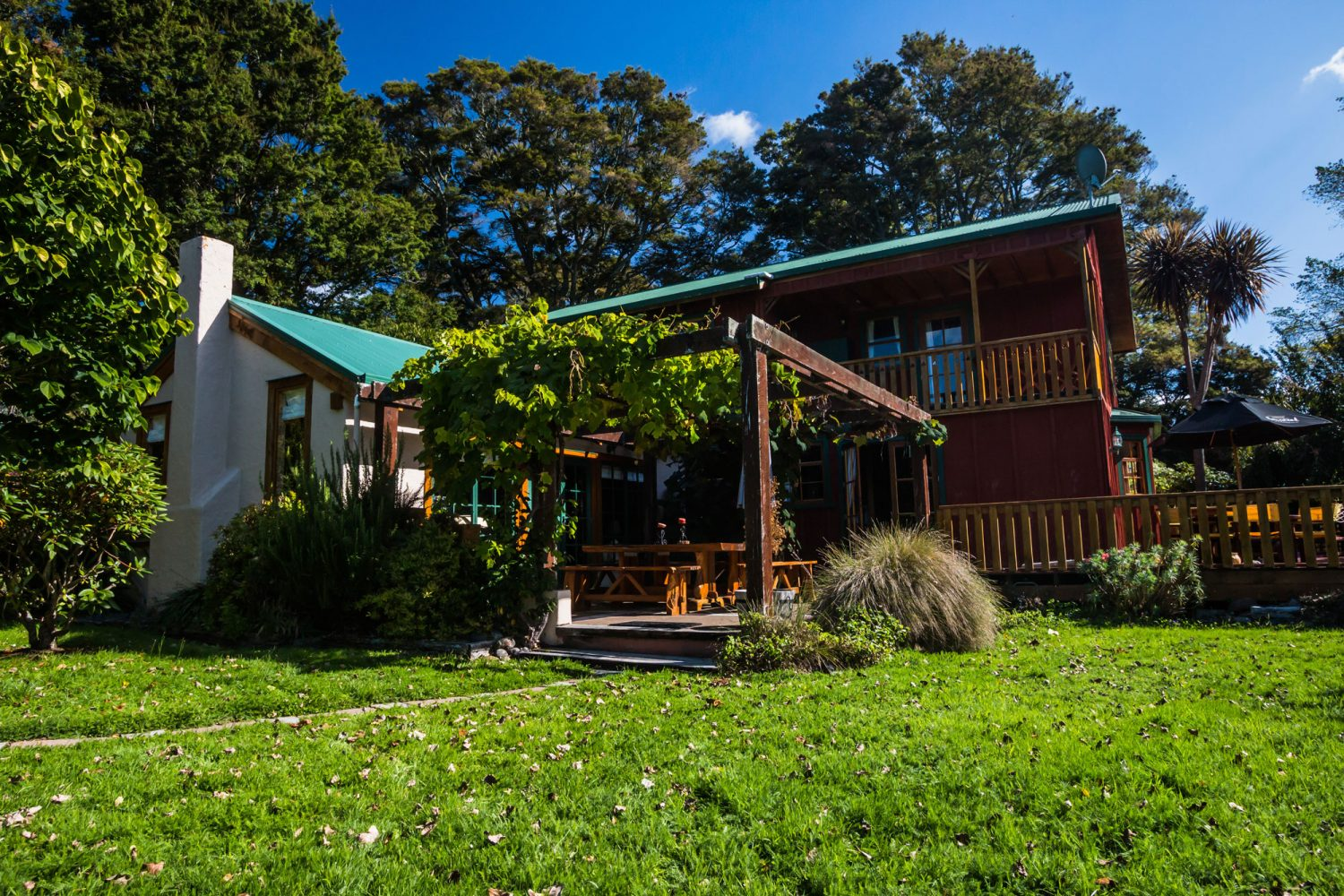 The River Lodge in Ohakune