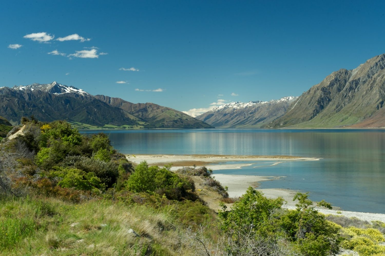 Neuseeland: Lake Wanaka