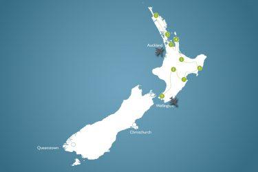 3,5 Wochen Luxus Neuseeland Nordinsel