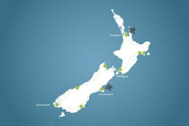 4 Wochen durch Neuseeland im Camper