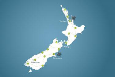 7 Wochen Neuseeland erleben Individuell