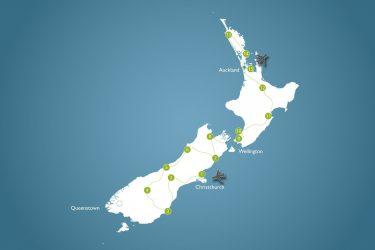 Neuseeland elternzeit 8 wochen map