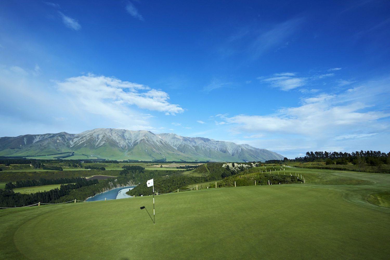 Terrace Downs: een van de mooiste golfbanen in Nieuw-Zeeland