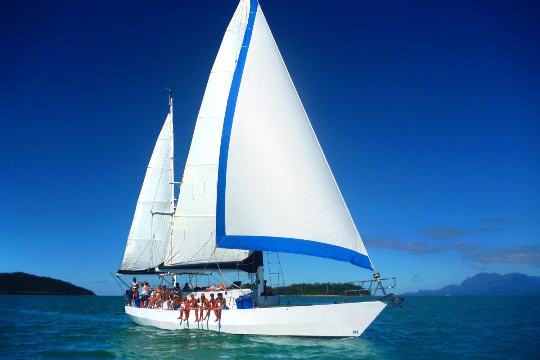 Big Mama Sailing bij Magnetic Island