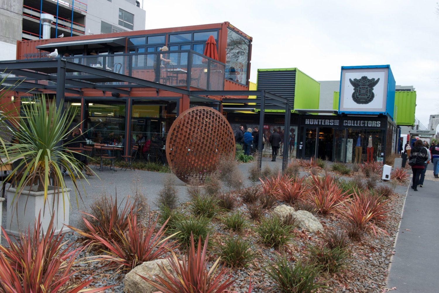 Christchurch: Restart - Shops