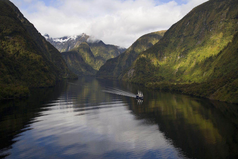 Neuseeland Rundreise Natur und Kultur: Doubtful Sound