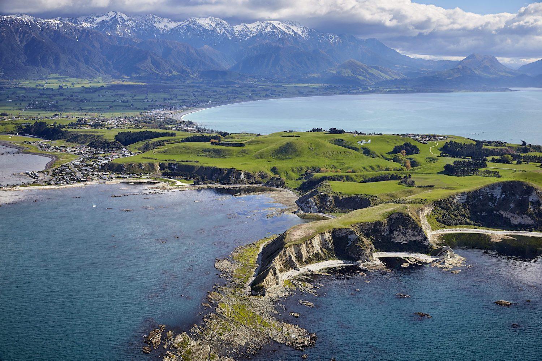 Neuseeland Rundreise Natur und Kultur: Kaikoura