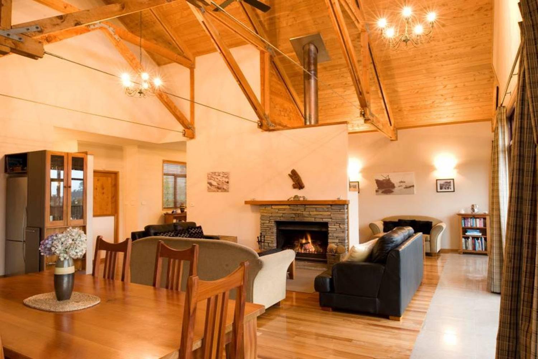 Neuseeland Rundreise: Übernachten in der Mahitahi Lodge in Bruce Bay