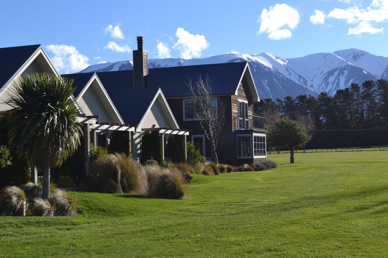 Neuseeland Rundreise: Übernachten in der Quickenberry Lodge in Windwhistle