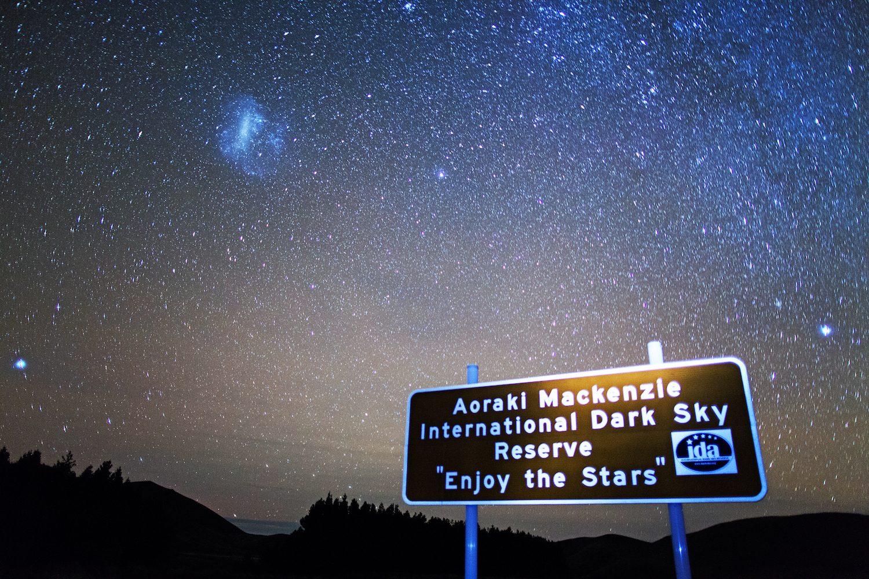 Neuseeland Rundreise: Sterne beobachten am Lake Tekapo