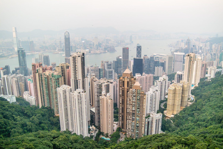Neuseeland Rundreise: Stopover Hong Kong