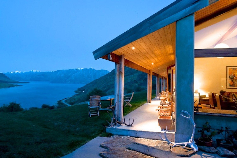 SilverPine Lodge in Nieuw-Zeeland