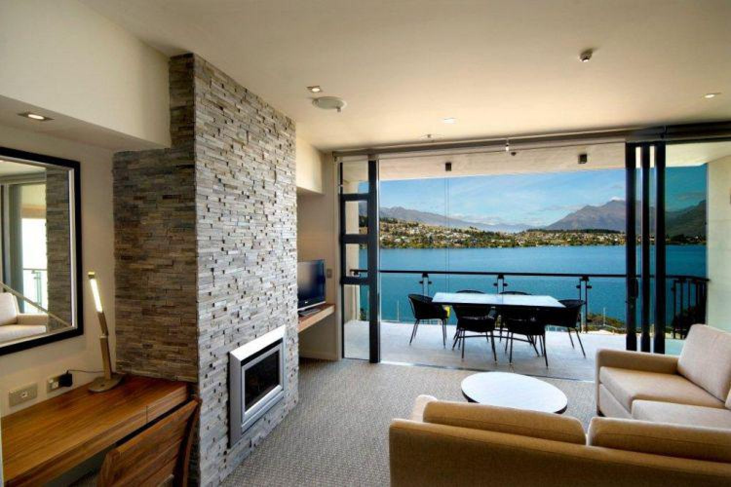 The Rees: Two Bedroom Apartment Lake View