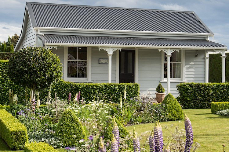 De cottage en tuin van Laurella Cottage