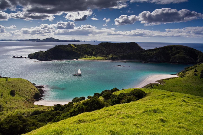 Zeiltocht door de Bay of Islands