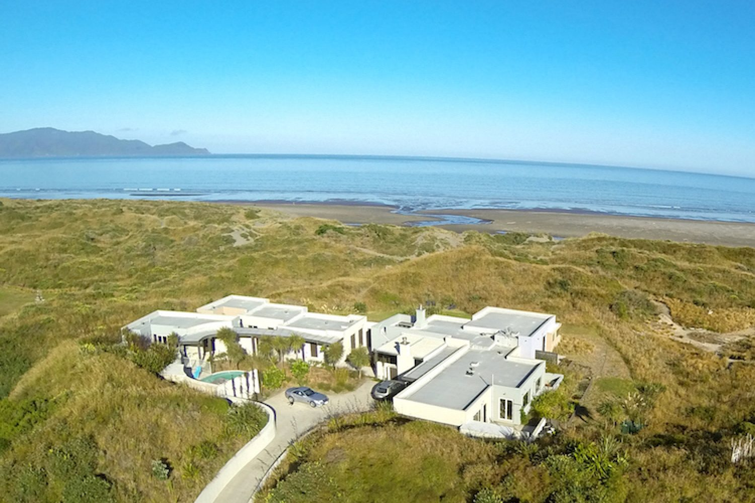 Atahui Lodge aan de Kapiti Coast
