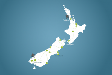 4-weekse reis naar Nieuw-Zeeland met kleine kinderen